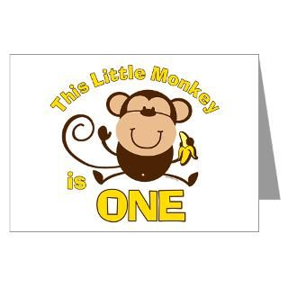 Monkey Birthday Greeting Cards  Buy Monkey Birthday Cards
