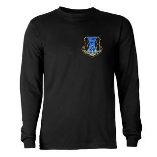 907 Mens Long Sleeve Dark T Shirt for
