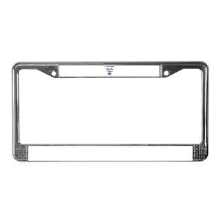 FLIGHT 815 License Plate Frame for
