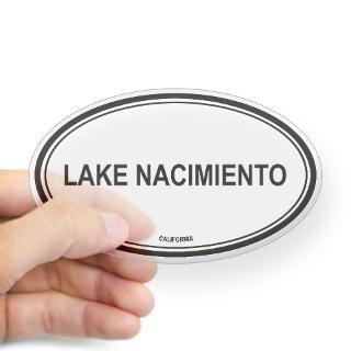 Lake Nacimiento Stickers  Car Bumper Stickers, Decals