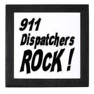 911 Dispatcher Keepsake Boxes  911 Dispatcher Memory Box