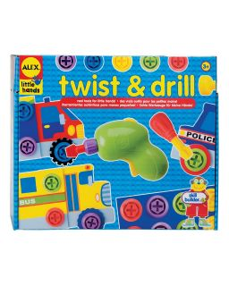 alex toys twist drill building kit price $ 30 00 color multi size one