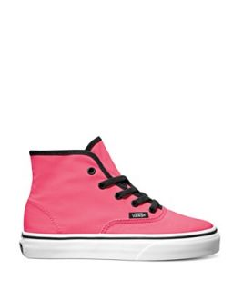 Vans Girls Authentic High Top Sneakers   Sizes 11 12 Toddler; 13, 1 4