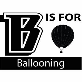Hot Air Balloon Photo Sculptures, Cutouts and Hot Air Balloon Cut Outs