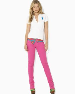 denim pants in pink $ 70 00 classic preppy style goes pretty in pink