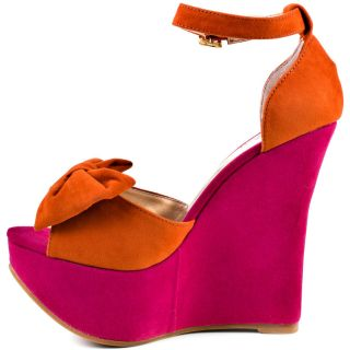 Luichinys 15 Sav Vee Wedge   Orange for 89.99