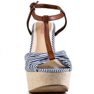 Ciao Bellas Multi Color Talita   Marina Camel for 59.99