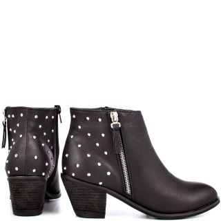 Black Mara Ankle Boot   Black Stud for 69.99