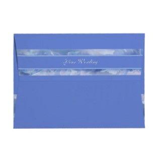 lavender classy wedding invitations envelopes