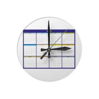 Calendar 2013 German Wall Clocks