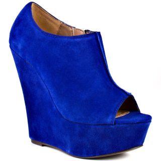 Whisttle   Blue Suede, Steve Madden, $94.99,