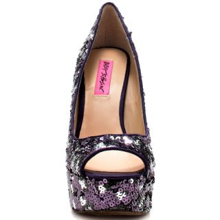 Betsey Johnsons Multi Color Shiner   Silver Multi for 129.99