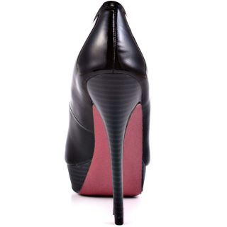 Paris Hiltons Black Debra   Black Patent for 89.99
