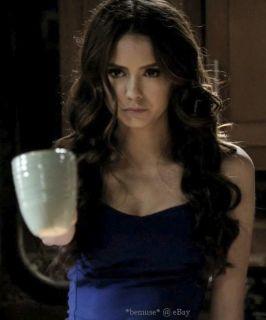 ASO Katherine Pierce Vampire Diaries Express Criss Cross Bra Tank Cami