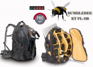 Kata PL B 220 Pro Light Bumblebee Digital Backpack New