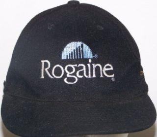 Karl Malone Rogaine Hat Adjustable One Size Utah Jazz Vtg RARE