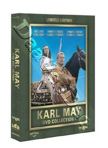 Karl May Collection 1 New PAL Classic 3 DVD Set Winnetou