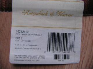 Wallpaper Border 6 Rolls Katzenbach and Warren 5 1 8 in 14242110