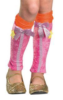 Winx Club Stella Leg Covers Warmers for Halloween Costume Girls Child