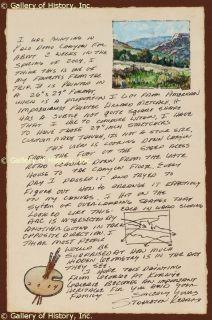 Stapleton Kearns Autograph Letter Signed