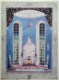 Exrare Kay Nielsen 1st Edn Fairy Tales 1924 Beautiful Tipped in Color