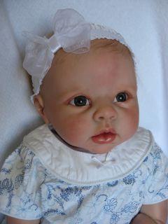 Reborn Baby Doll Girl Krista by Linda Murray Baby Mine Nursery