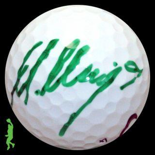 Martin Kaymer Signed Auto Nike Golf Ball PGA Tour COA
