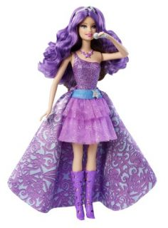 Barbie The Princess The Popstar 2 in 1 Transforming Keira Doll