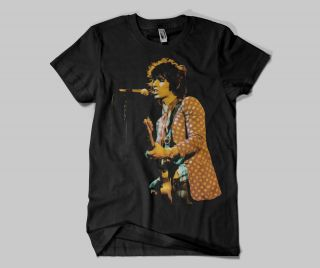 Telecaster Keith Richard Richards The Rolling Stones T Shirt RARE Keef