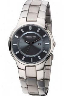 RARE Vintage Deal Mens Kenneth Cole Watch KC3434 Looks Great See Video