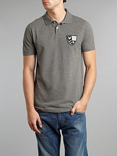 Lyle and Scott Sport Regular fit classic crest polo shirt Navy