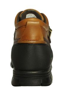Ralph Lauren Mens Ankle Boots Dover III Briarwood Tan Leather Sz 11 M