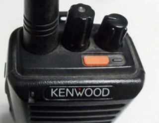 Kenwood TK 280 VHF 2 Way Portable Radio Transceiver