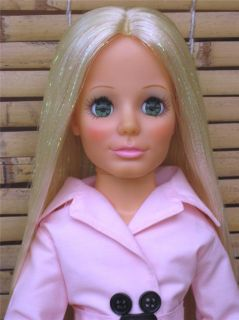 Ideal Kerry Doll OOAK Custom re Root Crissy Charlize