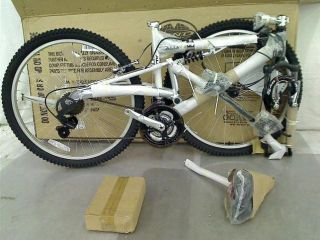 Kent Trail Machine Mens Dual Suspension Mountain Bike 18 Frame
