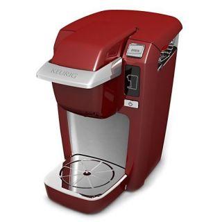 Features of Keurig Mini B31 Plus Red Coffee Maker