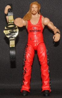 Kevin Nash WWE Elite 16 Mattel Toy Wrestling Action Figure