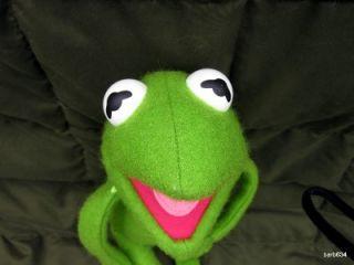 Vintage Plush Kermit The Frog Muppet Fisher Price 850 Jim Henson 1976