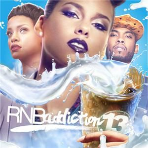 Beyonce Keyshia Cole Brandy R B Addiction 13 Rap R B Mixtape Mix CD