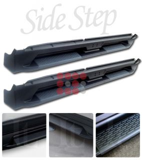 Fit Kia Sorento 11 13 Heavy Duty Side Door Step Tubes Running Board