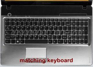 Backlit Keyboard Skin Cover Protector Lenovo V570 G570 G575 B570 B575