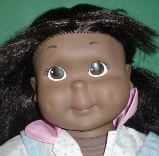 Vintage Playskool My Buddy Kid Sister Doll Black AA