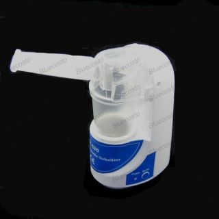 Nebulizer Nebuliser Handheld Adult Kid Respirator Humidifier