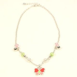 3pc Flower Girl Kids 4 9 Wedding Jewelry Set Necklace Bracelet Ring