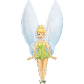 Kids Birthday Party Supplies Disneys Tinker Bell Theme