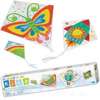 Toysmith 4M Design Your Own Kite Kit Painting Craft