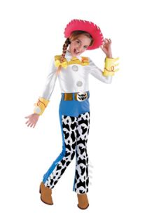 Kids Jessie Deluxe Child Toy Story Costume 3T 4T
