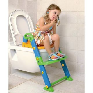 Potty Training Seat Steps 3 in 1 Toilet Trainer System
