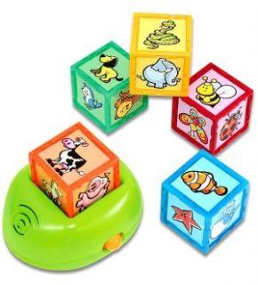 Kidz Delight Interactive Animal Cubes