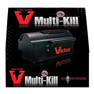 Victor Multi Kill Electronic Mouse Trap